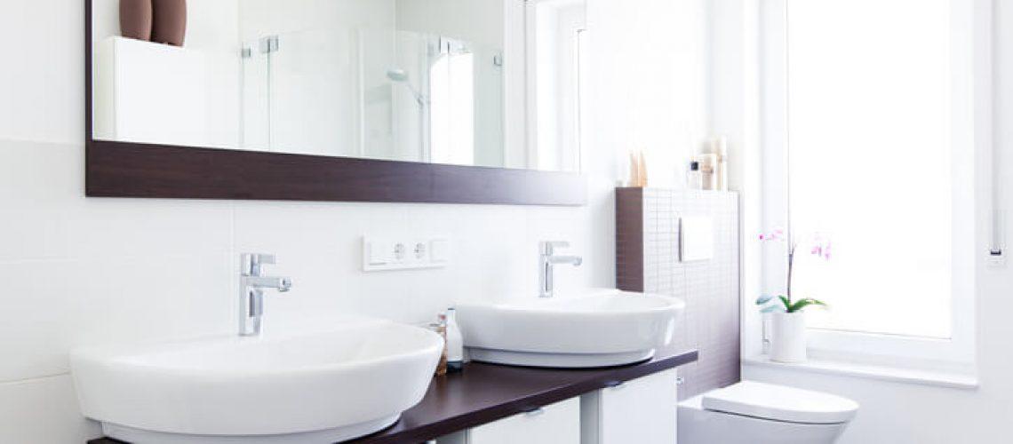 Aménagement de salle de bain à Rochechouart